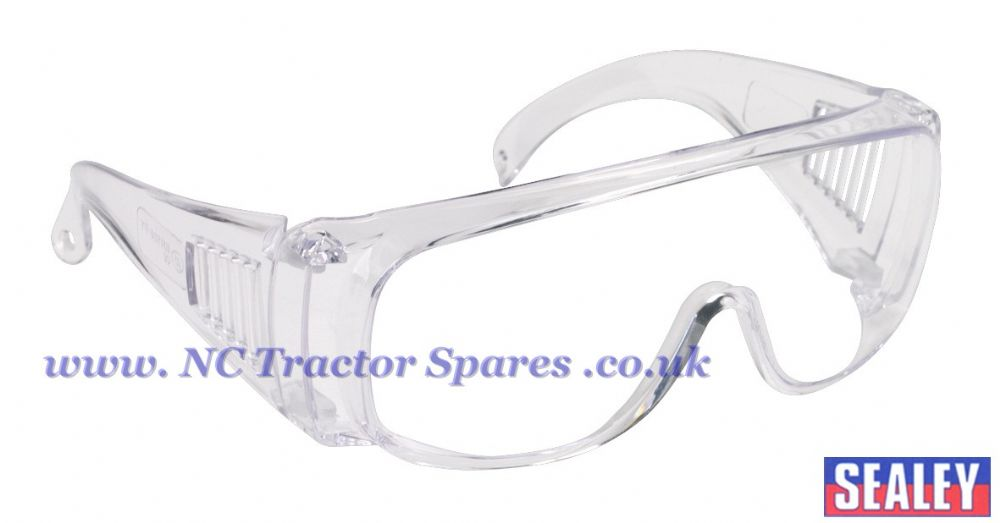 Safety Spectacles BS EN 166/F